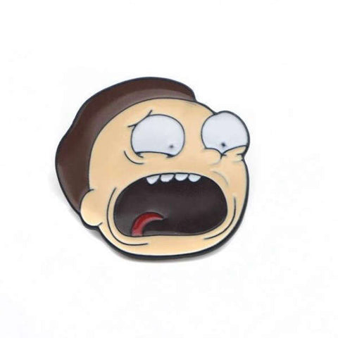 Pins Morty