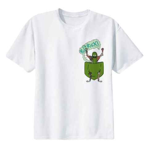 im pickle rick t shirt