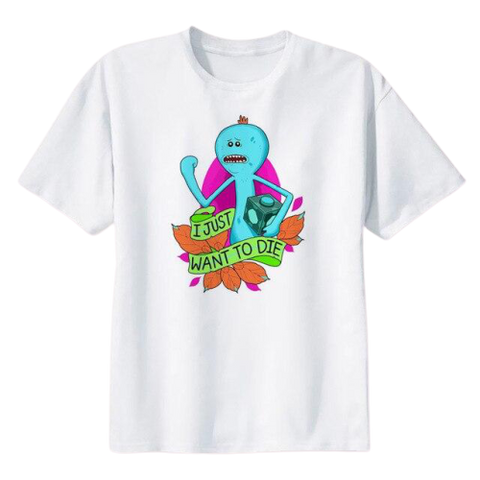 rick morty t shirt
