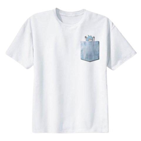 tiny rick t shirt