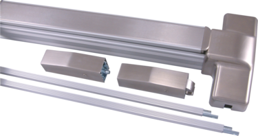 1000V GRADE1 HEAVY DUTY SURFACE VERTICAL ROD EXIT DEVICE (Non Fire Rated) - Doors and Specialties Co.