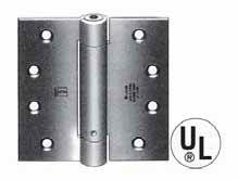 Hager 1250 - Full Mortise Spring Hinge