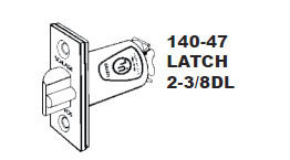 SCHLAGE 14-047 Spring Latch