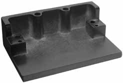 Mounting Bracket - 2601AB, 2601C - Doors and Specialties Co.