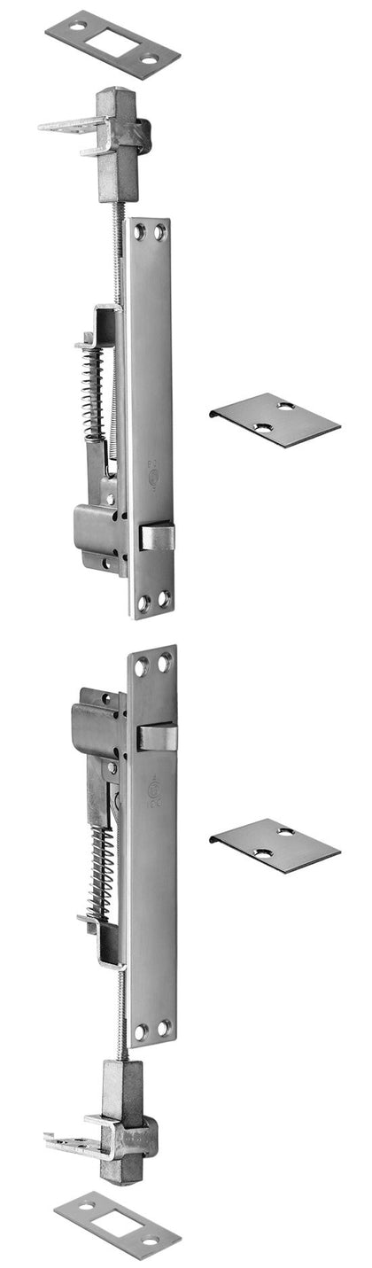 Automatic Flush Bolt - 2842 - Doors and Specialties Co.