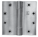 3 Knuckle Commercial Hinges - Doors and Specialties Co.