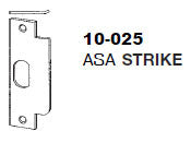 ASA Strike - Doors and Specialties Co.