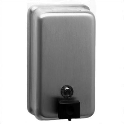 B2111- SURFACE MOUNTED SOAP DISPENSER - Doors and Specialties Co.