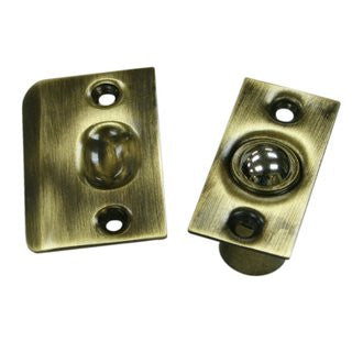 BC218 Series - Ball Catches, Solid Brass - Doors and Specialties Co.