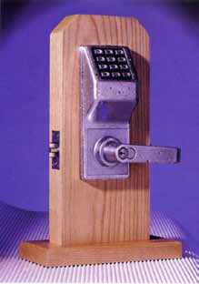 DL2700 Series: Stand Alone Digital Locks - Doors and Specialties Co.