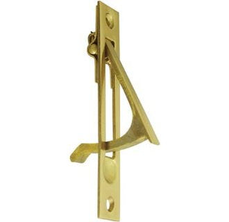 EP475 Series - Edge Pulls, Solid Brass - Doors and Specialties Co.
