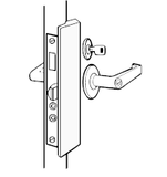 Lock Guard Plates: LP2878 - Doors and Specialties Co.