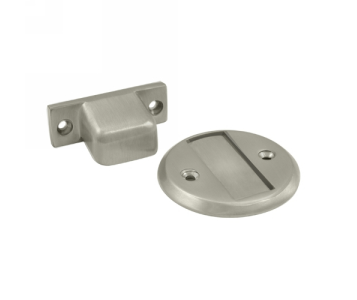 "MDHF25 Series - Magnetic Door Holder Flush 2-1/2"" Diameter"