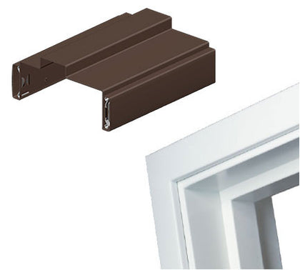 Timely Steel Door Frames- 36S-645 (Pair) - Doors and Specialties Co.