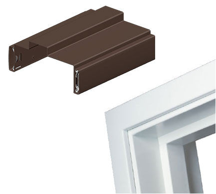 Timely Steel Door Frames- 36S-640 (Pair) - Doors and Specialties Co.