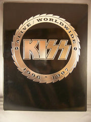"1996-1997 (2ND PRINTING) ""REUNION ALIVE WORLDWIDE"" TOURBOOK! MINT!"