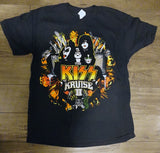 "2012 KISS KRUISE II ""I WAS THERE"" T-SHIRT (Two Sided)"
