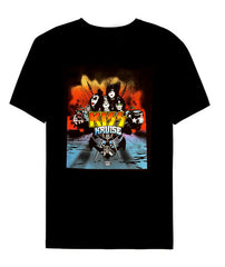 2013 KISS KRUISE III (BAHAMAS) T-SHIRT! (Two Sided)