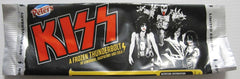 "2013 Ver. 2 AUSTRALIAN IMPORT ORIGINAL OFFICIAL ""KISS 40th ANNIVERSARY FROZEN THUNDERBOLT ICE CREAM BAR"" BLACK WRAPPER! MINT!"