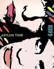 "1986 ""ASYLUM TOUR"" TOURBOOK! NrMINT!"