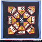 "2000 KISS CATALOG, LTD. U.S. OFFICIAL ""KISS ARMY BANDANA""! MINT!"