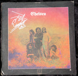 1970 MEGA-RARE (PERSONALLY AUTOGRAPHED) CHELSEA DEBUT LP WITH PETER CRIS ON DECCA RECORDS! EX+++