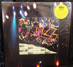 "1996 ""KISS UNPLUGGED"" Laserdisc! (In Shrinkwrap-Opened) MINT!"