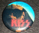 "1989 OFFICIAL ""HOT IN THE SHADE"" TOUR BUTTON! MINT!"