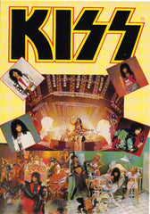 "1987 U.K. Import Original ""Crazy Nights Era"" Postcard! (Unused) MINT!"
