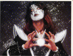 "1977 ULTRA-RARE AUCOIN MANAGEMENT, INC. ""DESTROYER PHOTO SET - ACE FREHLEY 8"" x 10"" ORIGINAL PHOTO!"" VG+++!"
