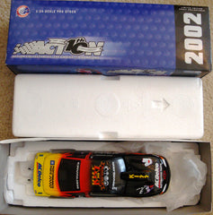 "2002 Action Motorsports ""KURT JOHNSON AC DELCO/KISS 30th ANNIVERSARY PRO STOCK CAVALIER"" Racing Collectable Car! MINT!"