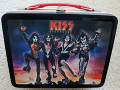 "2000 Original Official KISS Catalog, LTD. ""DESTROYER"" LUNCHBOX! MINT!"