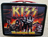 "2000 Original Official KISS Catalog, LTD. ""FAREWELL TOUR"" LUNCHBOX with THERMOS! MINT!"