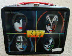 "2000 Original Official KISS Catalog, LTD. ""SOLO LP'S"" LUNCHBOX! MINT!"