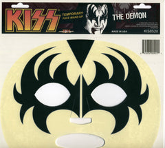 "2009 OOP ""GENE SIMMONS"" TEMPORARY FACE MAKE-UP! COMPLETE WITH INSTRUCTIONS! MINT!"