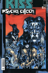 "1999 August GERMAN IMPORT OFFICIAL 1st PRINTING 'KISS PSYCHO CIRCUS"" COMIC No. 5""! COMPLETE! MINT!"