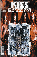 "1999 May GERMAN IMPORT OFFICIAL 1st PRINTING 'KISS PSYCHO CIRCUS"" COMIC No. 2""! COMPLETE! MINT!"