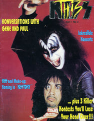 "1994 CANADIAN IMPORT ORIGINAL 'KISS THIS"" Vol. 1 No. 3 FANZINE COMPLETE! MINT!"