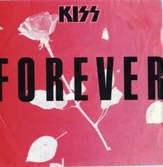 "1989 RARE U.K. IMPORT VERTIGO ""FOREVER""/""THE STREET TAKETH AND THE STREET GIVETH AWAY"" 7"" PICTURE SLEEVE SINGLE! NrMINT!"