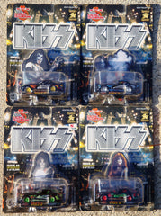 "1998 Set of (4) Racing Champions ""PSYCHO CIRCUS VIPER SET"" Collectable Racing Cars! MINT!"