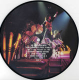 "1983 RARE U.K. IMPORT PHONOGRAM ""PART 4 of 4 INTERVIEW 7"" PICTURE DISC""! NrMINT!"