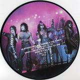 "1983 RARE U.K. IMPORT PHONOGRAM ""PART 2 of 4 INTERVIEW 7"" PICTURE DISC""! NrMINT!"
