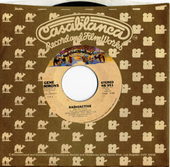 "1978 RARE U.S. FILMWORKS LABEL ""RADIOACTIVE""/""SEE YOU IN YOUR DREAMS"" 7"" CAMEL SLEEVE SINGLE! MINT!"