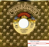 "1976 RARE U.S. CAMEL LABEL ""HARD LUCK WOMAN""/""MR. SPEED"" 7"" CAMEL SLEEVE SINGLE! MINT!"