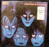 "1995 U.S. Original Official Polygram ""CREATURES OF THE NIGHT"" 2-Sided Gatefold Picture Disc! MINT!"