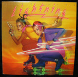 "1979 MEGA-RARE ERIC CARR'S PRE-KISS BAND U.S. CASABLANCA LABEL ""LIGHTNING"" LP! COMPLETE! PROMOTIONAL-ONLY COPY! NrMINT!"