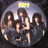 "1987 Original U.S. Official Polygram ""CRAZY NIGHTS"" (2-Sided) Picture Disc! MINT!"