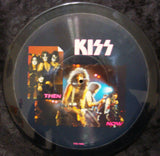 "1988 Original U.K. IMPORT ""TELL TALES INTERVIEW ROUND SHAPED"" 2-Sided Picture Disc! MINT!"