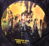 "1983 Original U.K. IMPORT ""TT 111 B INTERVIEWS"" 2-Double Sided Picture Discs! MINT!"