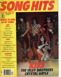 "1977 December KISS U.S.ORIGINAL 'SONG HITS"" MAGAZINE! COMPLETE! NrMINT!"